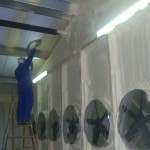 drukkamer luchtdicht maken isopur isolatie600
