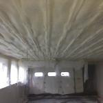 garagebox geisoleerd 5 cm dik iso'pur1200