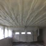 garagebox geisoleerd 5 cm dik isopur600