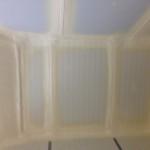 sandiwich panelen geisoleerd isopur600