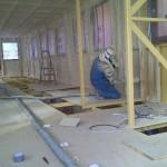 verdieping boot geisoleerd isopur600