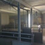 afdeling varkensstal geisoleerd iso'pur1200