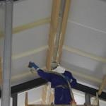 isoleren van daknaden isopur600