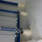 koudebruggen koelcel inpakken met pur isopur isolatie600