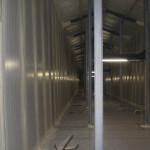 luchtschagt geisoleerd door isopur isolatie600
