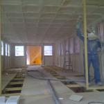 plafond boot geisoleerd isopur isolatie600