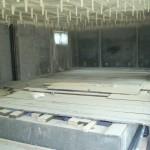 plafond ruime zwembad gepoten isopur600