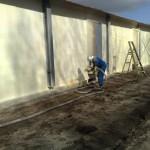 rechtsstreeks op beton isoleren iso'pur1200