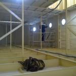 scheepshuid isoleren isopur600