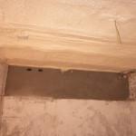 vloer isolatie onder de zgn broodjes vloer iso'pur1200