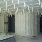 werkzaamheden zwembad geisoleerd isopur600